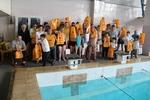Городской турнир по плаванию